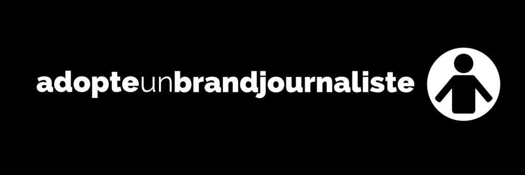 adopte un brand journaliste